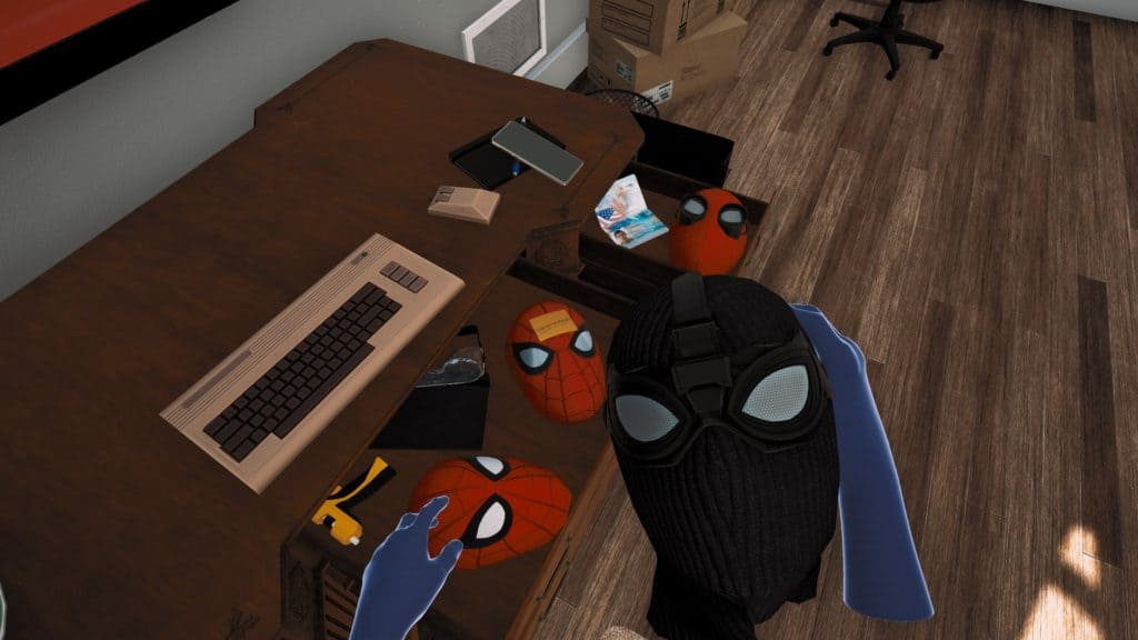 Spider Man VR: Far From Home