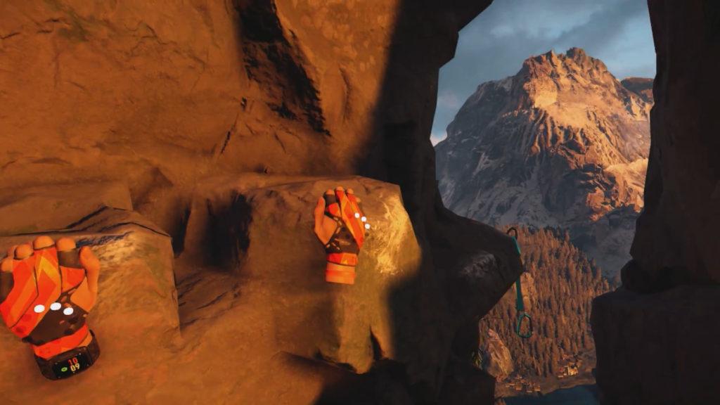 Adventure Climb VR