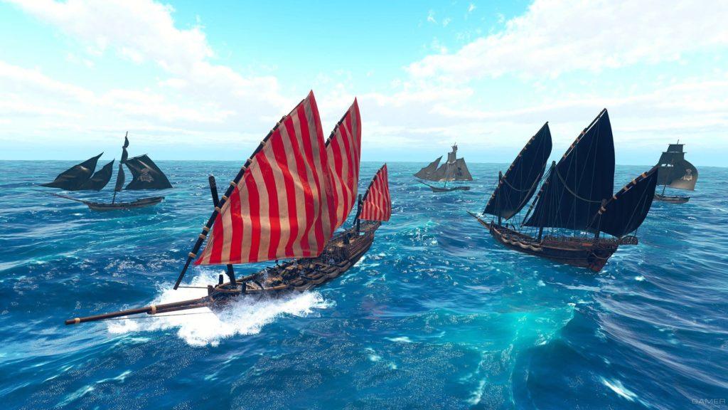 Furious Seas VR