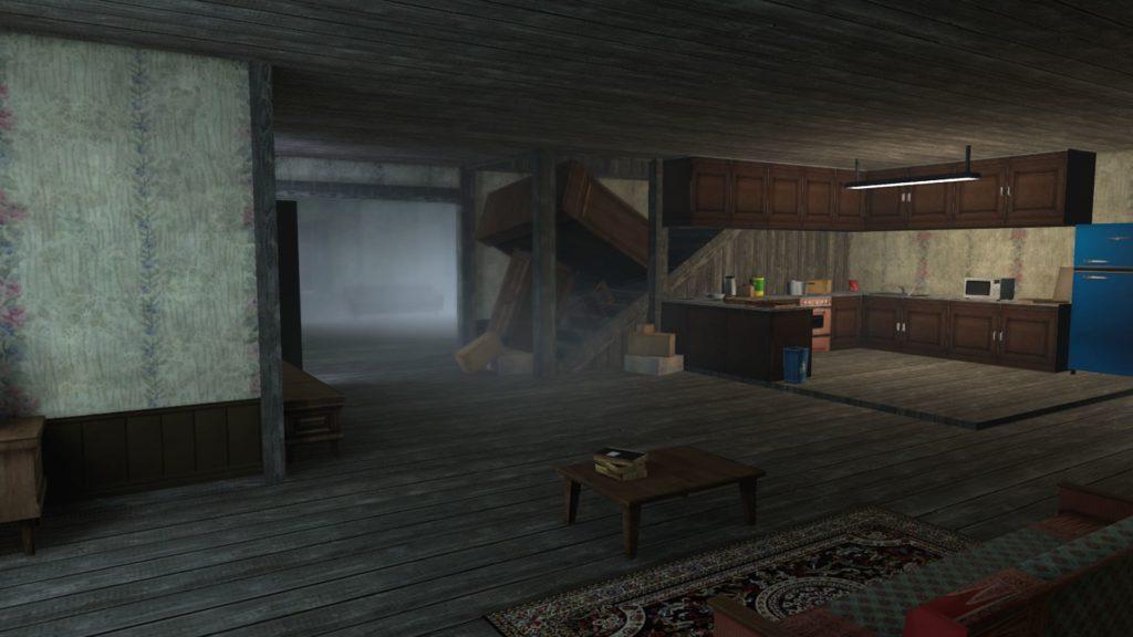 Phasmophobia VR