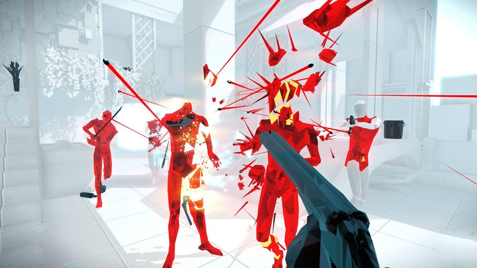 Игра Superhot VR