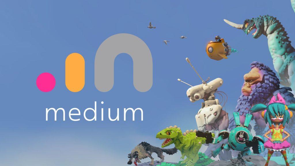 Medium by Adobe