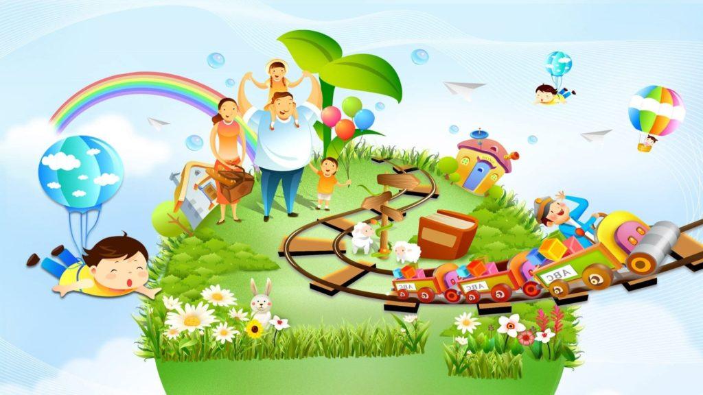 Как и где отметить День рождения ребенка в Москве? ТОП-10 интересных идей + 15 идеальных мест для детского праздника