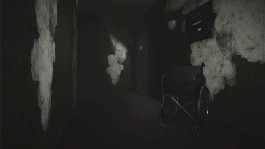 The Experiment: Escape Room